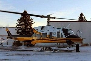 Bell 212HP BLR Yellowhead Helicopters