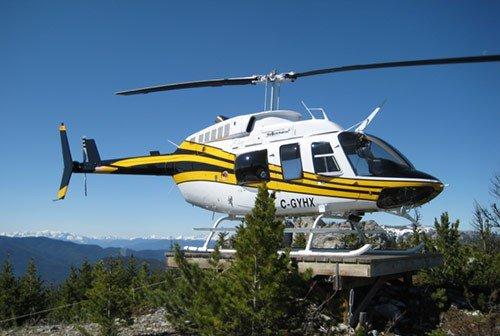 Bell 206 L4 LongRanger