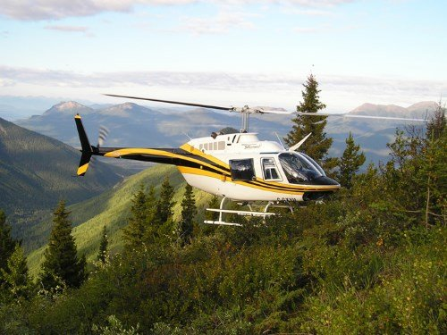Bell 206 B3 Jet Ranger