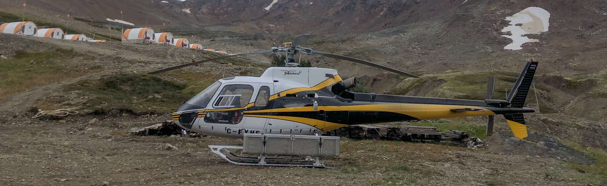Yellowhead Helicopters Astar fleet slider