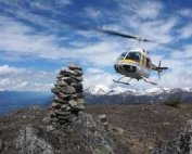 Mt Terry Fox heli-tour sightseeing Valemount