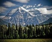 Mt. Robson heli-tours