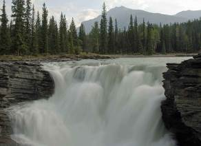 Athabasca Falls post