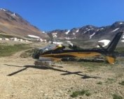 Mining mineral exploration helicopter services