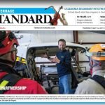 news article Terrace Standard helicopter training with Terrace BC SAR team