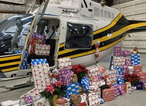 YHL employees donate family xmas