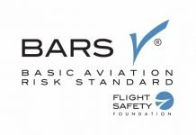BARS audit completed logo Yellowhead Helicopters