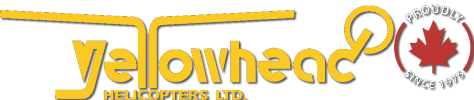 Yellowhead Helicopters Canada logo footer